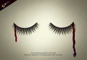 international Anti-fur eyelash