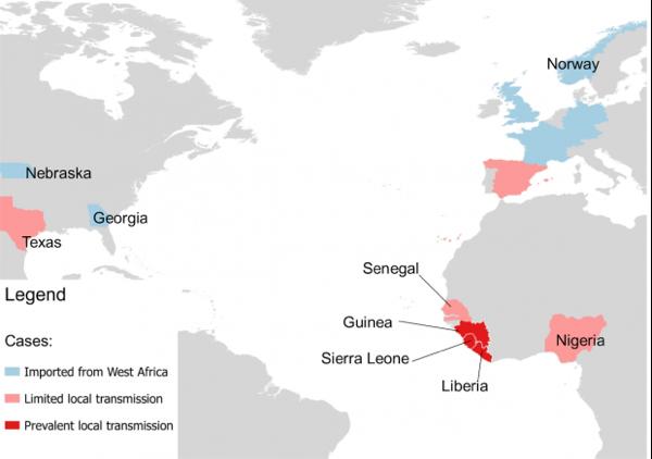 EbolaSpread