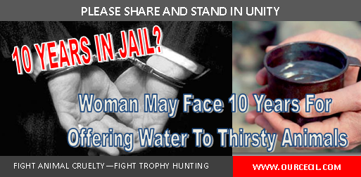 jail for water