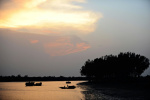 Spread over 10,000 square kilometres (3,900 square miles), the Sundarbans is the world's largest mangrove forest and the core part of it is a UNESCO-listed World Heritage Site ©Munir Uz Zaman (AFP/File)