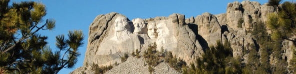 Mt. Rushmore, NPS gov