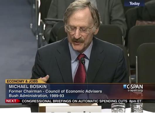 Michael Boskin, Feb. 28, 2013