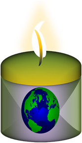 CANDLE3 EARTH