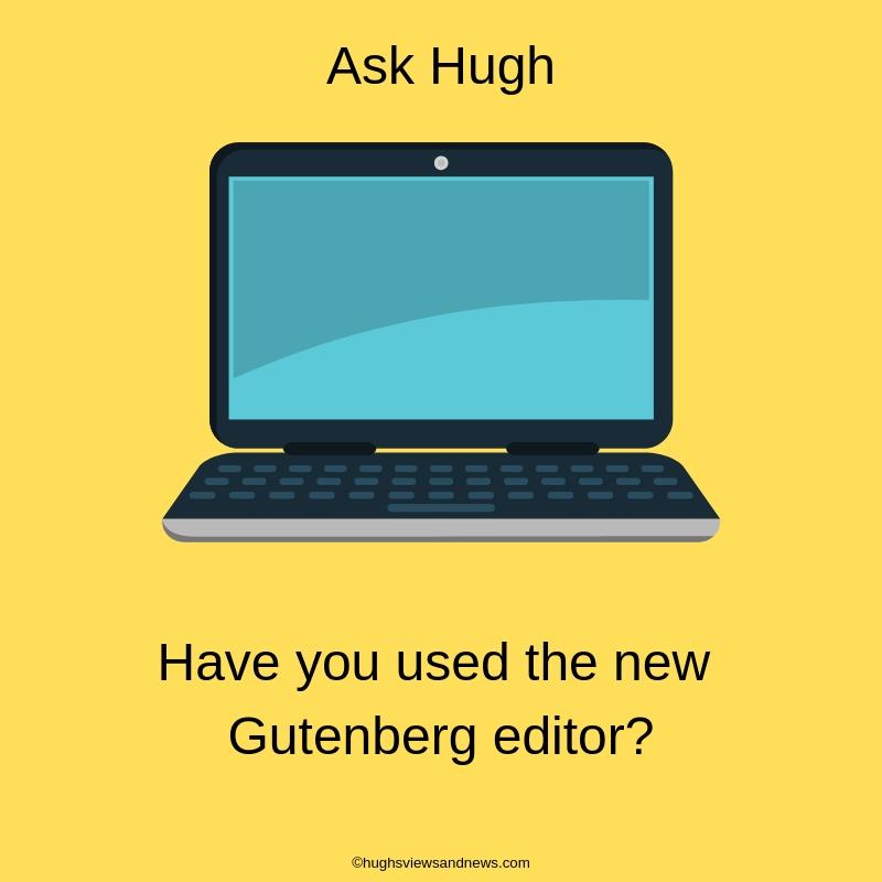 #bloggingtips #blogging #gutenberg