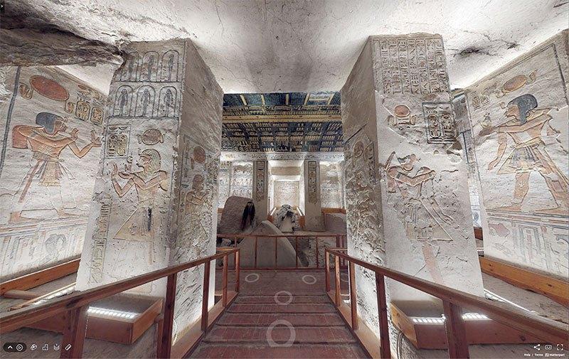 pharaoh-ramesses-vi-tomb-virtual-tour-egypt-valley-of-kings-7