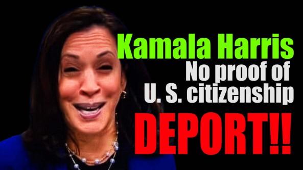 deport Kamala Harris